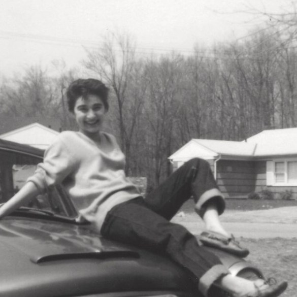 "Kitty Genovese in a scene from James Solomon's ""The Witness"""