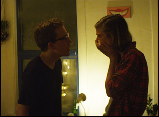 "Ben Petrie and Grace Glowicki in ""Her Friend Adam"""