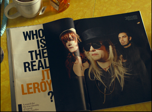 New York Magazine article on JT Leroy