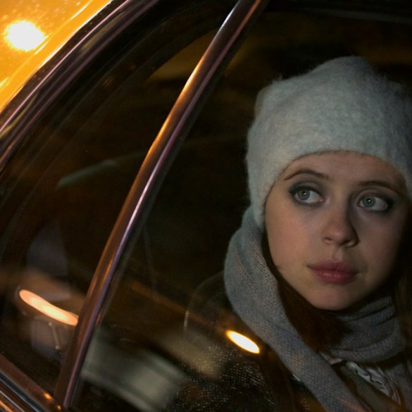 "Bel Powley in ""Carrie Pilby"""
