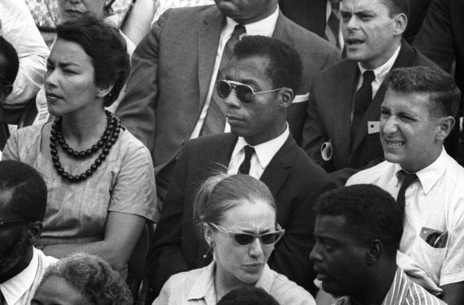 """James Baldwin in """"I Am Not Your Negro"""""""