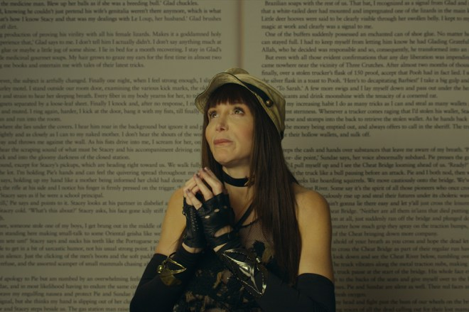 "Laura Albert in ""Author: The JT Leroy Story"""