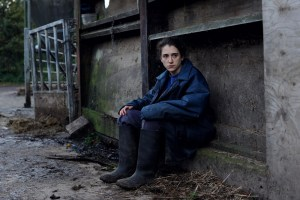 "Ellie Kendrick in ""The Levelling"""