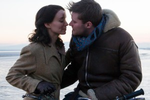 "Rooney Mara and Jack Reynor in ""Secret Scripture"""