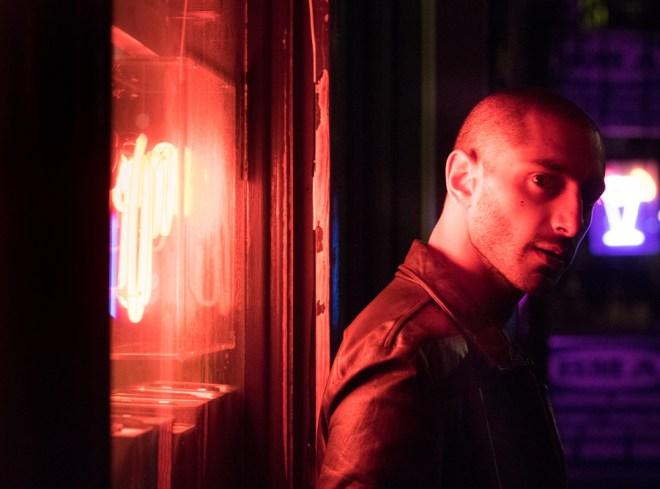 """Riz Ahmed in """"City of Tiny Lights"""""""