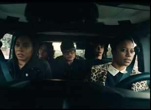 "Sherri Shepherd, Gloria Reuben, Erica Ash, Taylour Paige and Michelle Dean in ""Jean of the Joneses"""