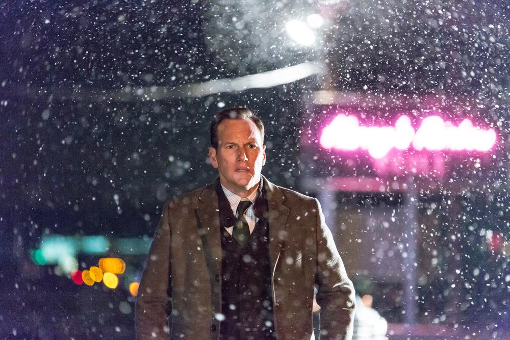 "Patrick Wilson in ""A Kind of Murder"""