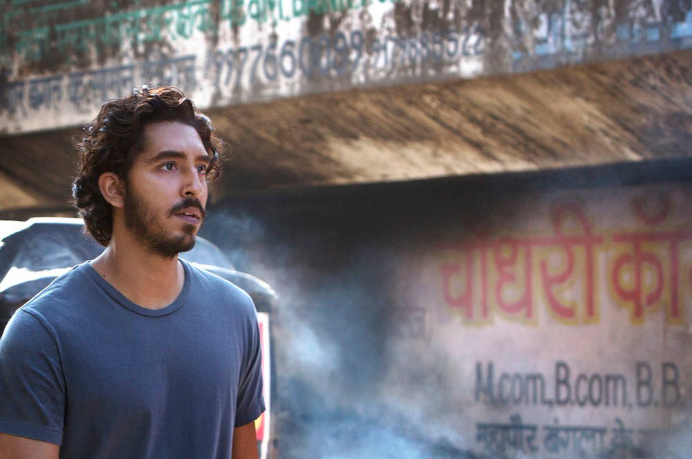 "Dev Patel in ""Lion"""