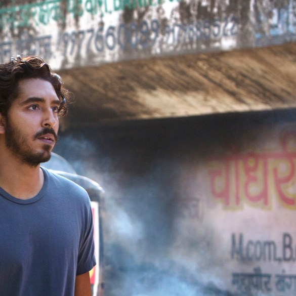 "Dev Patel in ""Lion"""
