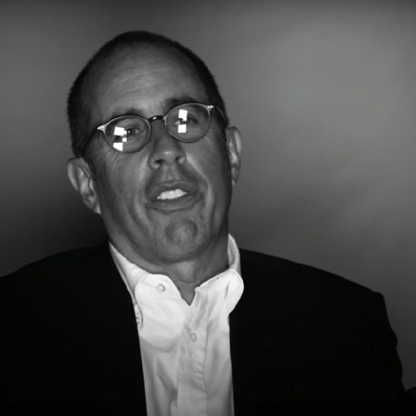 "Jerry Seinfeld in ""Dying Laughing"""