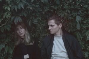 "Krzysztof Baginski and Eva Lebuef in ""All These Sleepless Nights"""