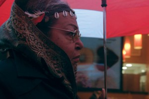 "Victoria Cruz in ""The Death and Life of Marsha P. Johnson"""