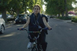 "Zoey Deutch in ""Flower"""