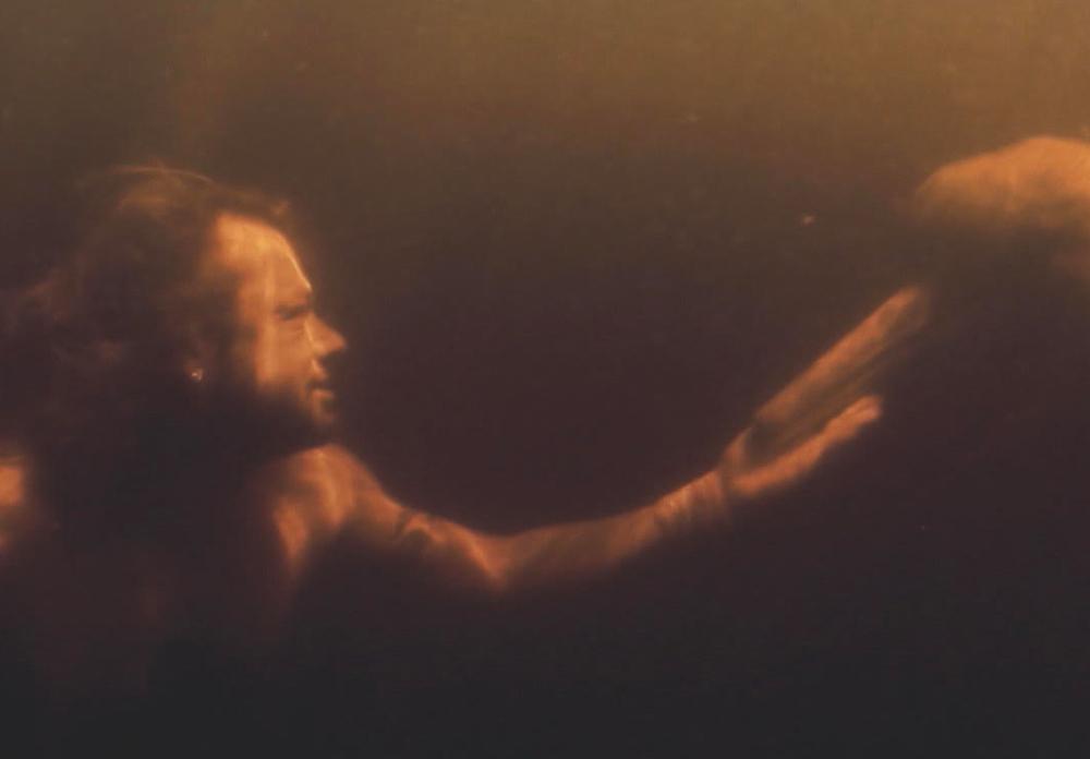 "Richard Rasmussen in ""A River Below"""