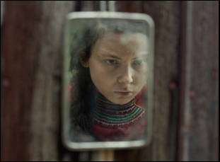 "Lene Cecilia Sparrok in ""Sami Blood"""