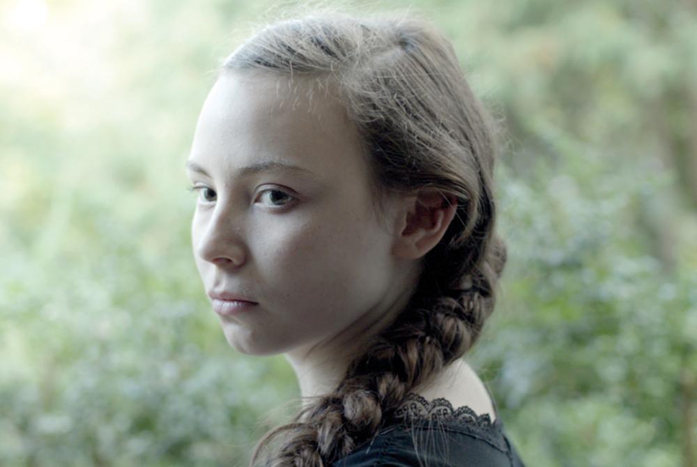 """Lene Cecilia Sparrok in """"Sami Blood"""""""