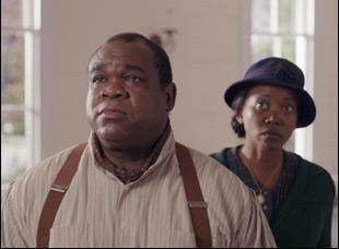 "Leonard Earl Howze and Erika Alexander in ""Brave New Jersey"""