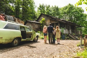 "A scene from Destin Daniel Cretton's ""The Glass Castle"""