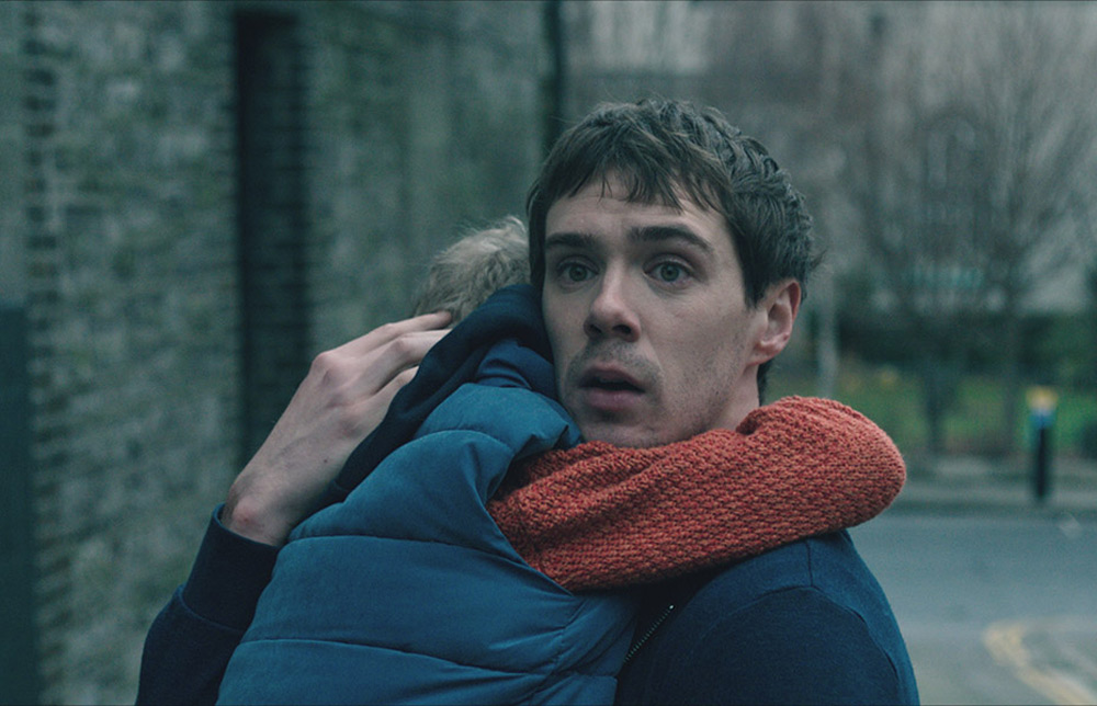 """Sam Keeley in """"The Cured"""""""