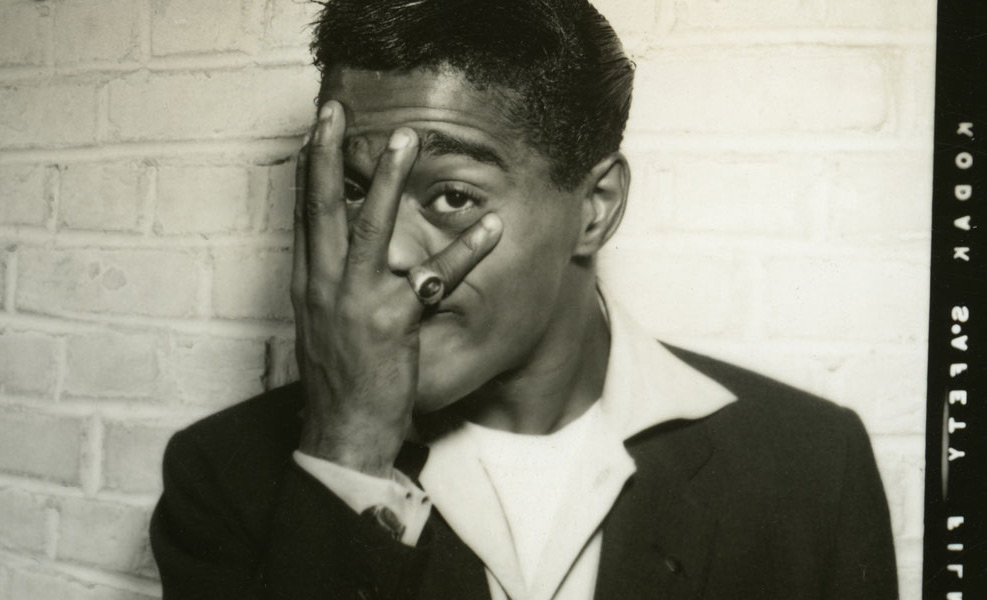 """Sammy Davis Jr. in """"Sammy Davis Jr.: I've Gotta Be Me"""""""