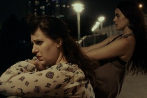 "Alison Tolman and Sophie Reid in ""Barracuda"""