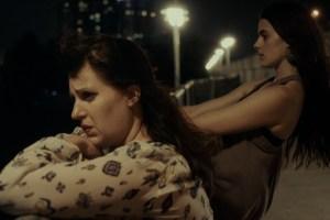 """Alison Tolman and Sophie Reid in """"Barracuda"""""""