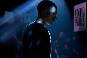 "Arnaud Valois in ""Beats Per Minute"""