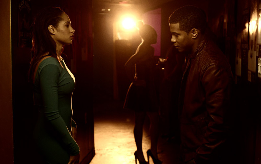"""Cory Hardrict in """"Destined"""""""