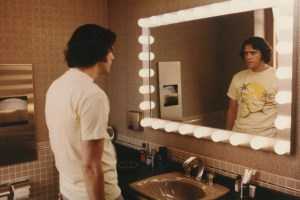 "Jim Carrey as Andy Kaufman in ""Jim & Andy: The Great Beyond"""