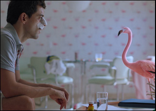 """A scene from Sebastian Hofmann's """"Tiempo Compartido"""""""