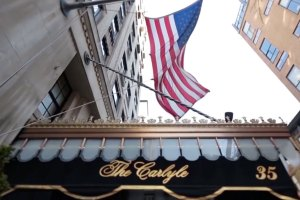 """A scene from Matthew Miele's """"Always at the Carlyle"""""""