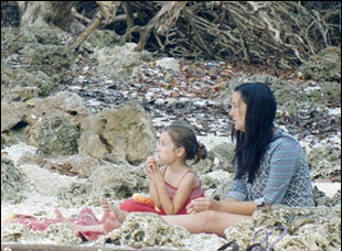"""Po Lin Lee in Gabrielle Brady's """"Island of Hungry Ghosts"""""""