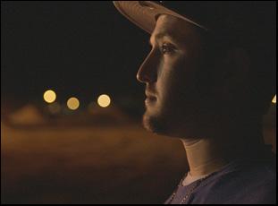 "A scene from Daniel Patrick Carbone's ""Phantom Cowboys"""