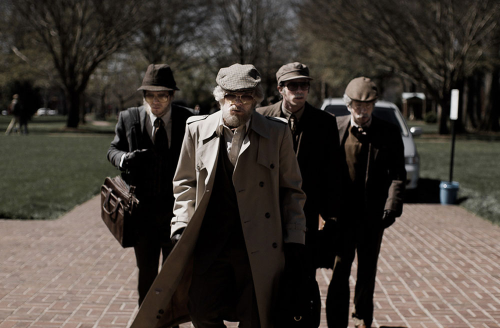"""A scene from Bart Layton's """"American Animals"""""""