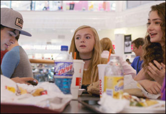 "Elsie Fisher in ""Eighth Grade"""