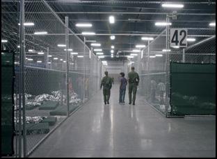 """A scene from Daniel Sawka's """"Icebox"""""""