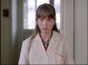 """Eléonore Klarwein in """"Peppermint Soda"""""""
