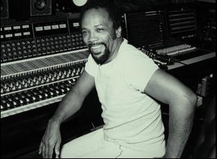 """Quincy Jones in Alan Hicks and Rashida Jones' """"Quincy"""""""