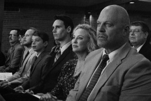 "Michael Chiklis, Virginia Madsen, Cory Michael Smith in ""1985"""