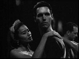 "Jamie Chung and Cory Michael Smith in ""1985"""