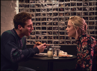 "Maika Monroe and Jeremy Allen White in ""After Everything"""