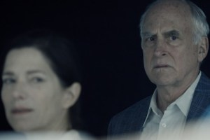 "Melora Waters and Jeffrey DeMunn in ""The Amaranth"""