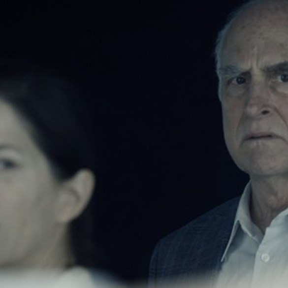 """Melora Waters and Jeffrey DeMunn in """"The Amaranth"""""""
