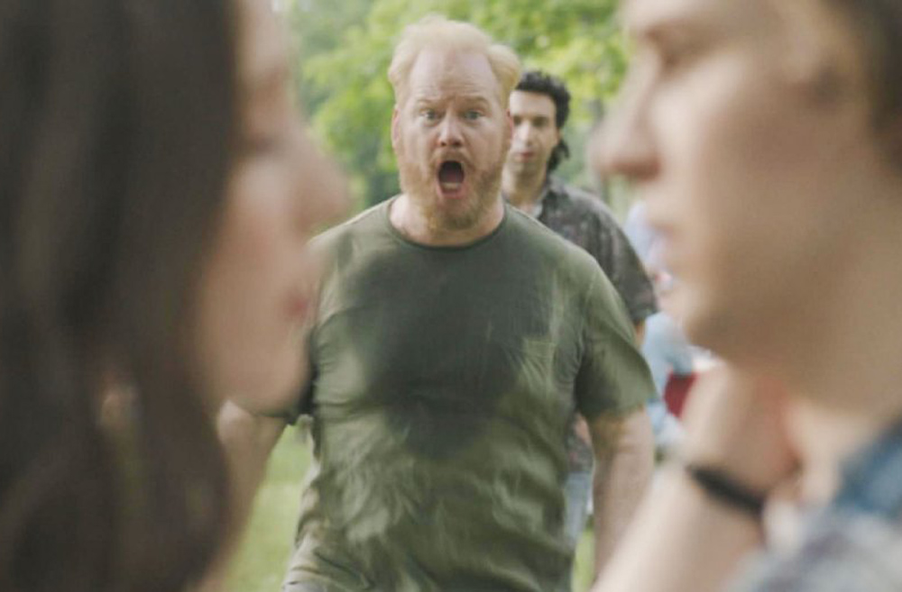 """Jim Gaffigan in """"You Can Choose Your Family"""""""