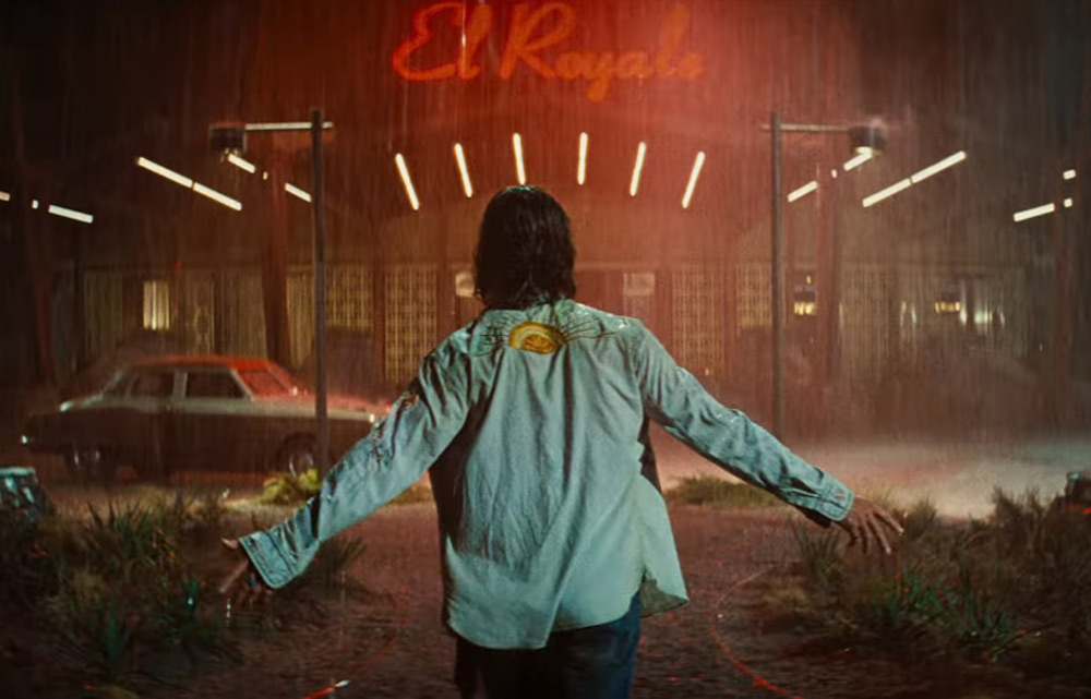 """Chris Hemsworth in """"Bad Times at the El Royale"""""""