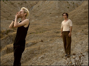 "Adriano Tardiolo in ""Happy as Lazzaro"""