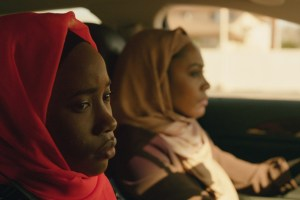 "Zoe Renee and Simone Missick in ""Jinn"""