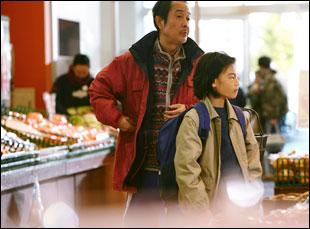 "A scene from Hirokazu Kore-eda's ""Shoplifters"""