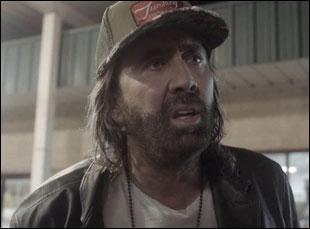 """Nicolas Cage in """"Between Worlds"""""""