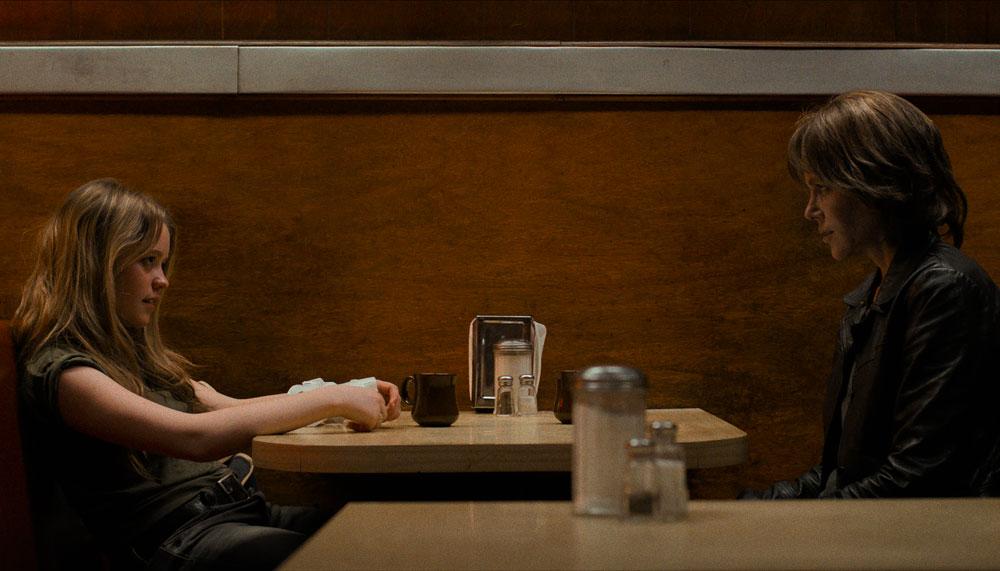 "Jade Pettyjohn and Nicole Kidman in ""Destroyer"""